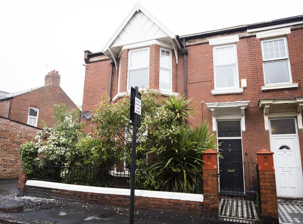 4 Bedrooms Terraced House for sale in Ashwood Street, Thornhill, Sunderland