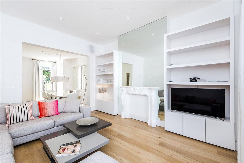 3 Bedrooms Flat for sale in Eardley Crescent, London, SW5