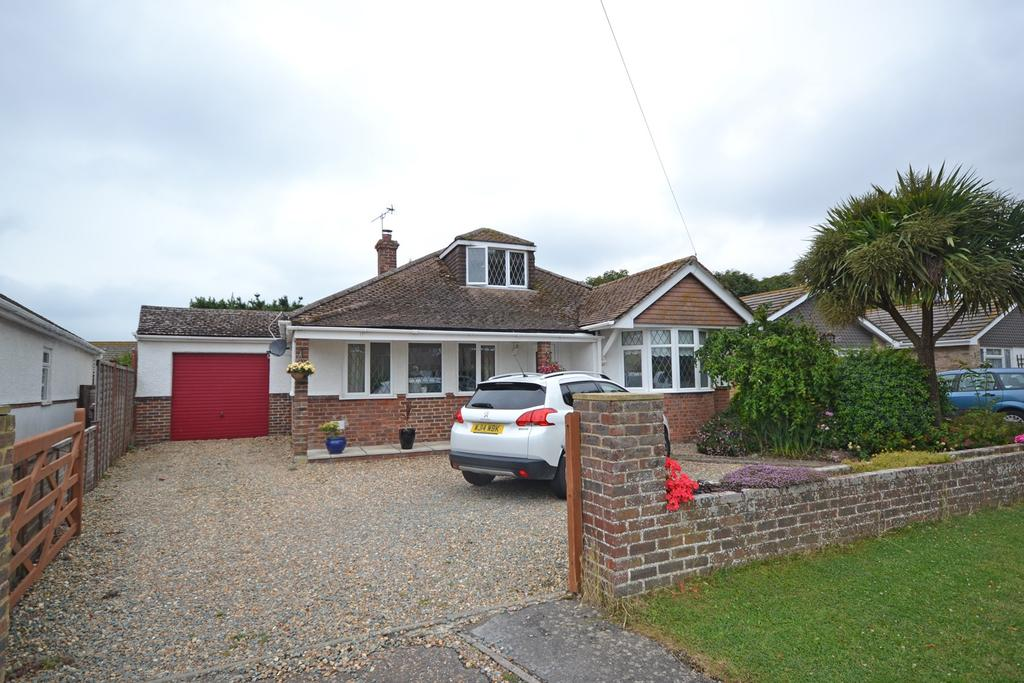 5 Bedrooms Detached Bungalow for sale in Saint Itha Road, Selsey, PO20