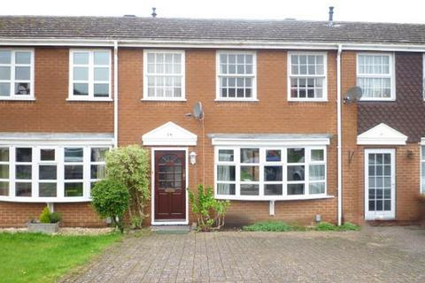 3 bedroom terraced house to rent - Charnwood Way, Leamington Spa