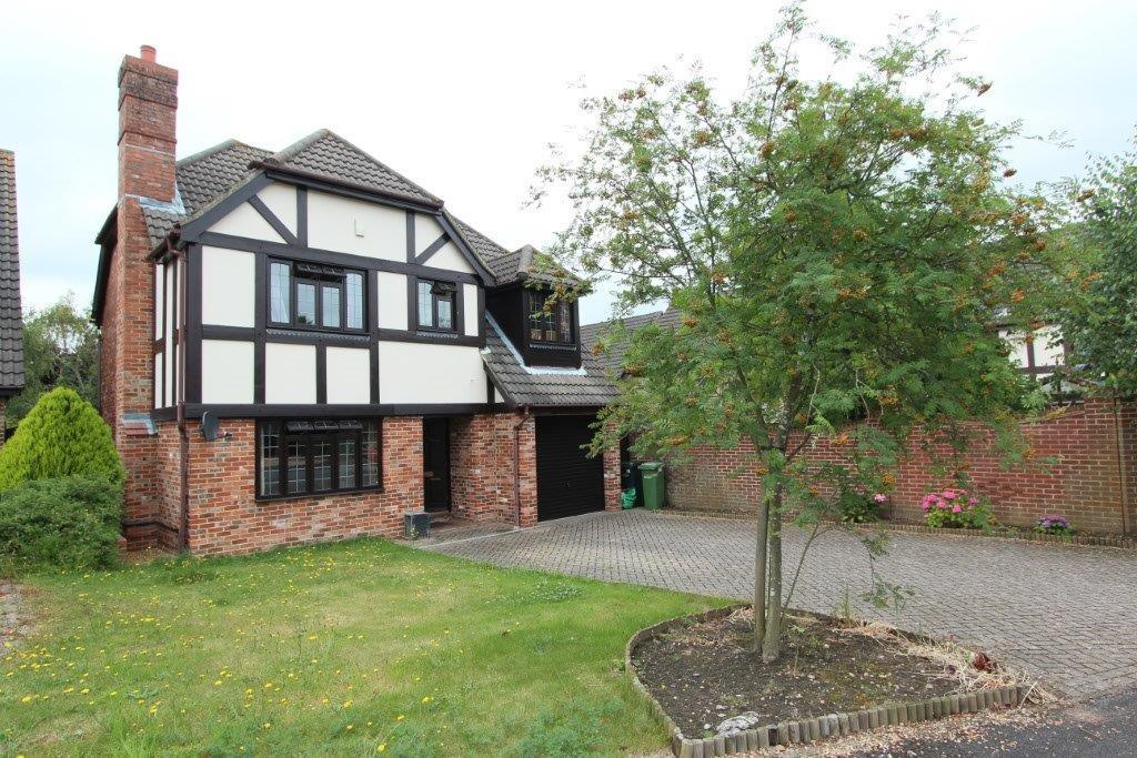 4 Bedrooms Detached House for sale in Elliot Rise, Grange Park SO30