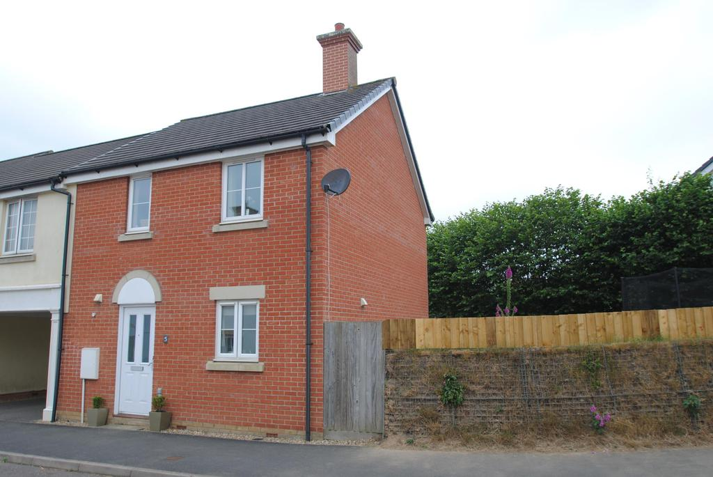 3 Bedrooms Detached House for sale in Langley View, Chulmleigh