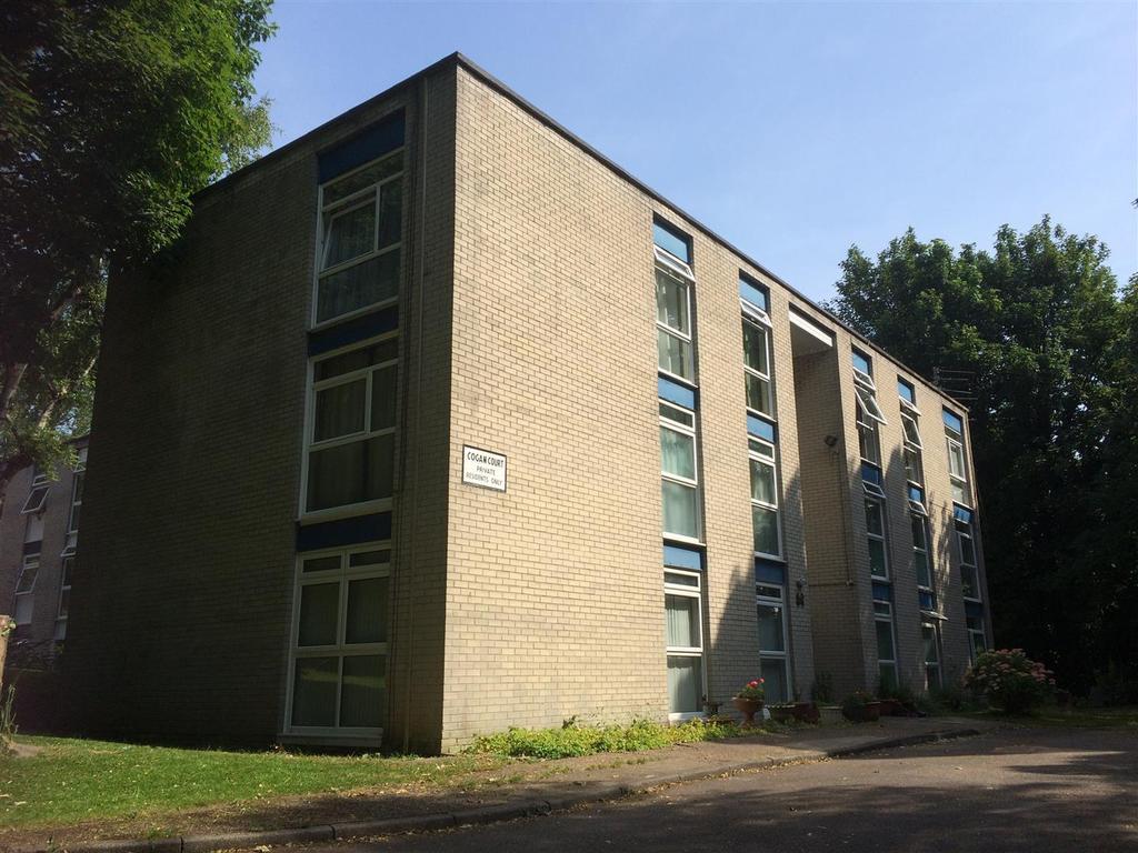 2 Bedrooms Apartment Flat for sale in Cogan Pill Road, Llandough, Penarth