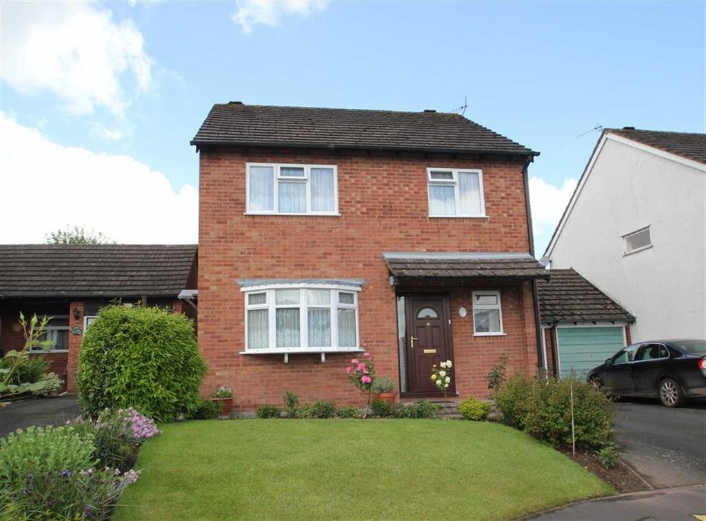 4 Bedrooms Detached House for sale in Beech Close, Ludlow, Shropshire