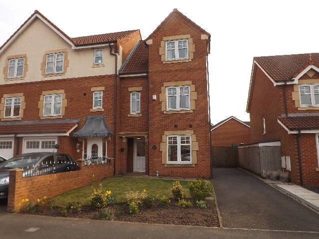 3 Bedrooms Semi Detached House for sale in Rolling Mill Lane, St. Helens
