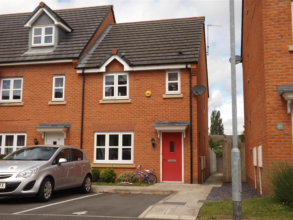 3 Bedrooms House for sale in Waymark Gardens, Sutton Manor, St. Helens