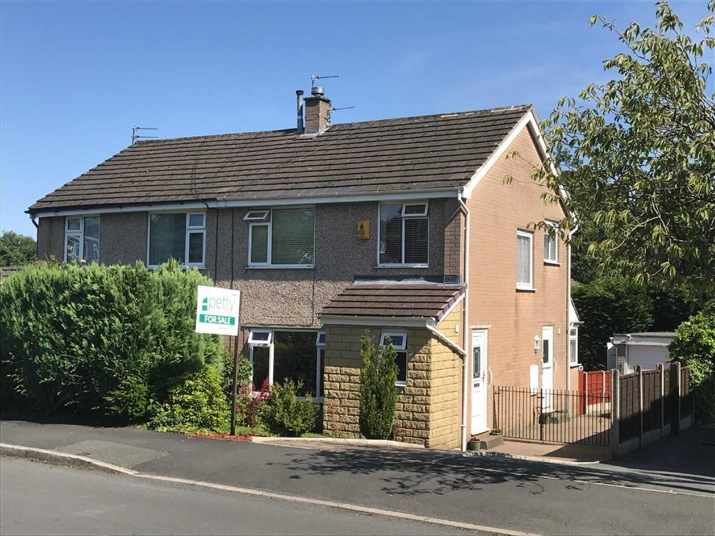 3 Bedrooms Semi Detached House for sale in Appleby Drive, Barrowford, Lancashire