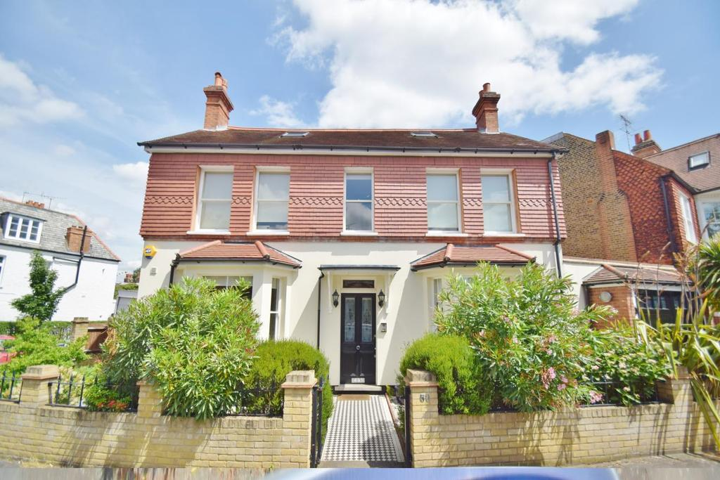 4 Bedrooms Semi Detached House for sale in Burnaby Gardens, Chiswick, W4