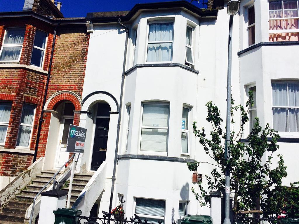 1 Bedroom Flat for sale in Brading Road