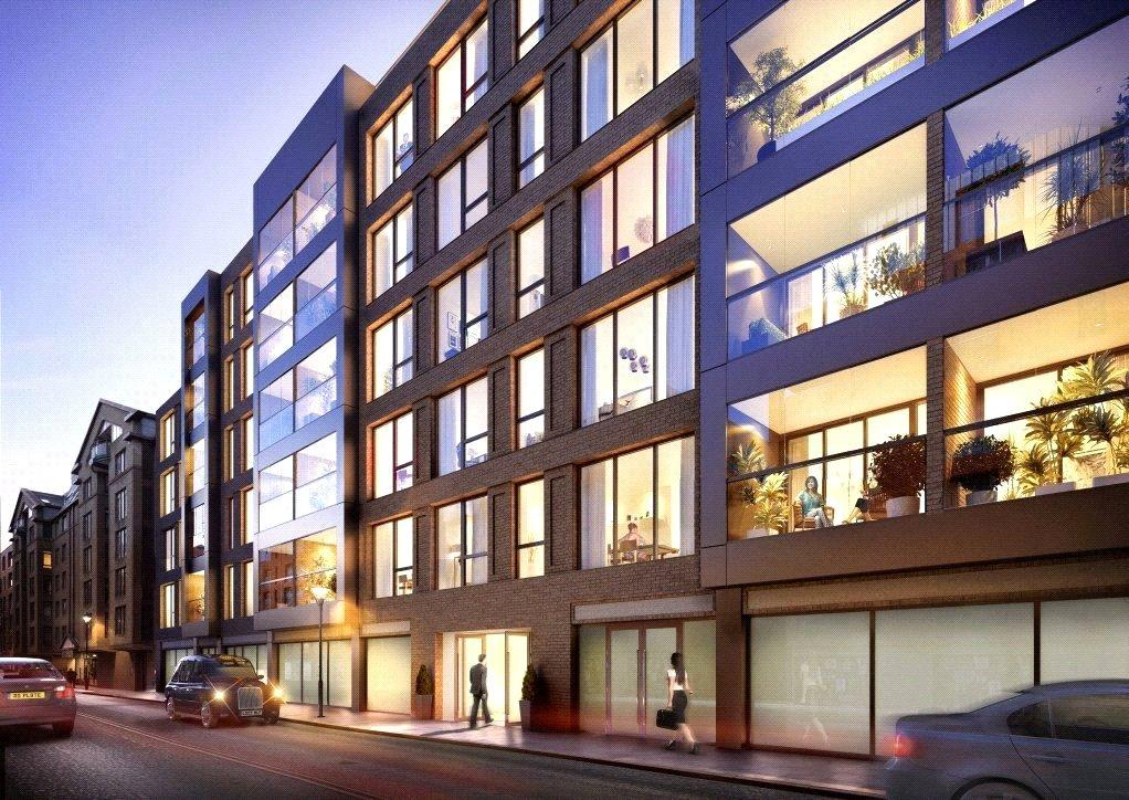 2 Bedrooms Flat for sale in Westminster Quarter, Monck Street, London, SW1P