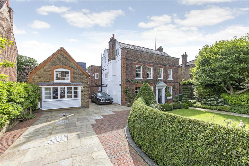 5 Bedrooms Detached House for sale in Sudbrook Lane, Petersham, Richmond, TW10