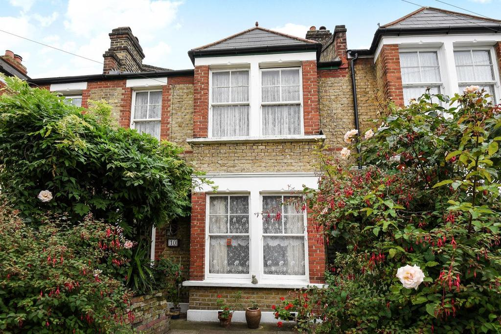 3 Bedrooms Terraced House for sale in Manor Lane, Hither Green