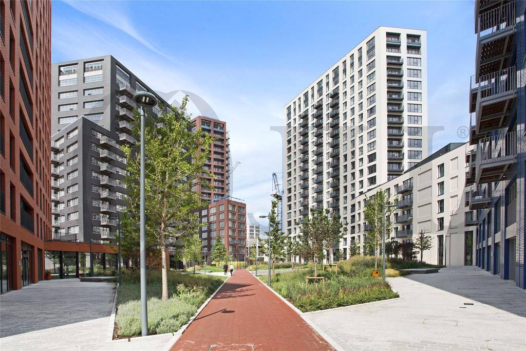 2 Bedrooms Flat for sale in Albion House, City Island, London, E14