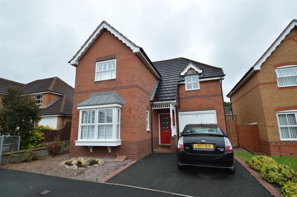 3 Bedrooms Detached House for sale in 16 Ramsey Meadows, Berwick Grange, Shrewsbury SY1 4YL