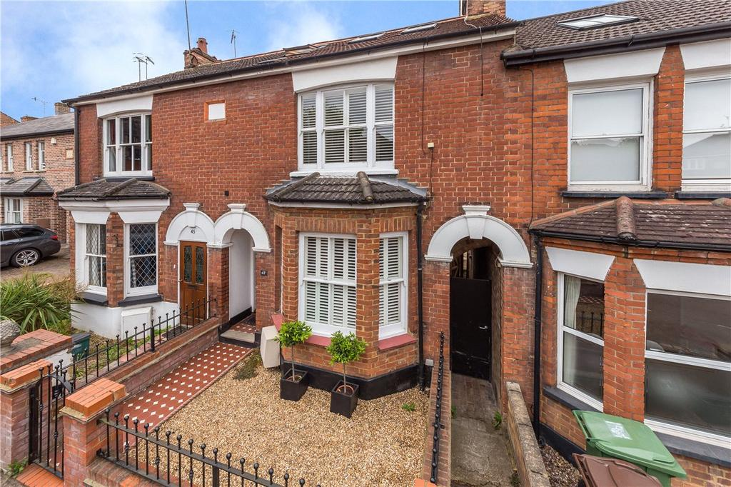 4 Bedrooms Terraced House for sale in Normandy Road, St. Albans, Hertfordshire