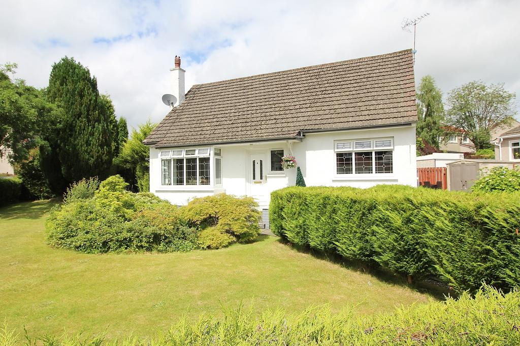 3 Bedrooms Detached Bungalow for sale in BOTURICH DRIVE, BALLOCH G83