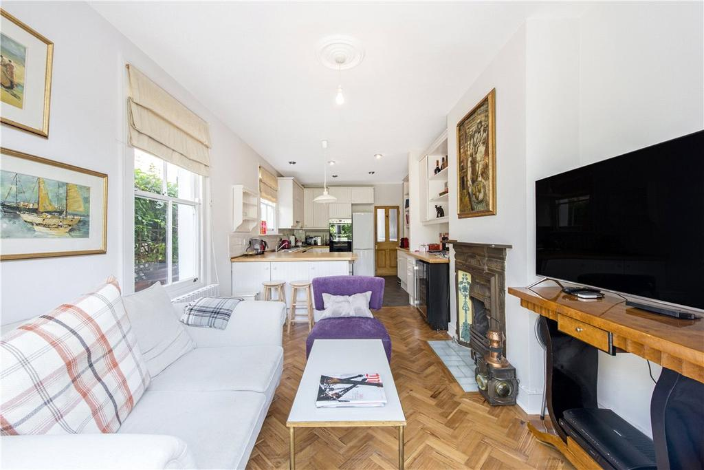 3 Bedrooms Terraced House for sale in Blandfield Road, London, SW12