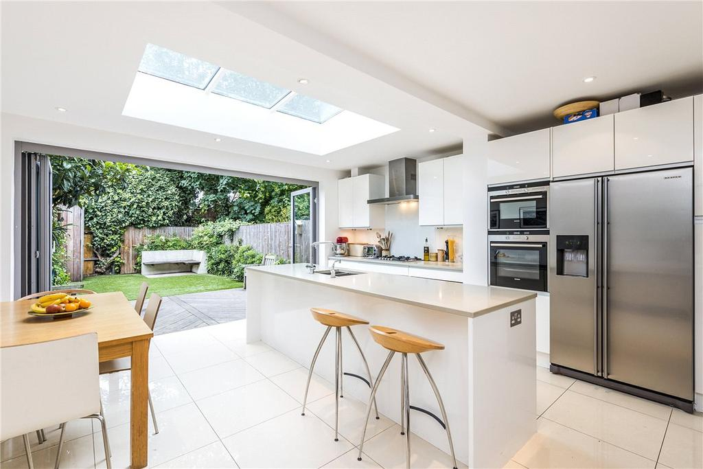4 Bedrooms Terraced House for sale in Nella Road, London, W6