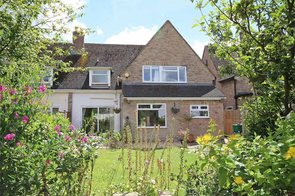 4 Bedrooms Semi Detached House for sale in Pittville, Cheltenham