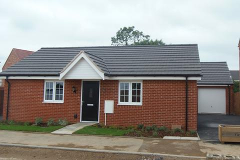 2 bedroom detached bungalow to rent - Willow Road, Leicester Forest East, Leicester LE3