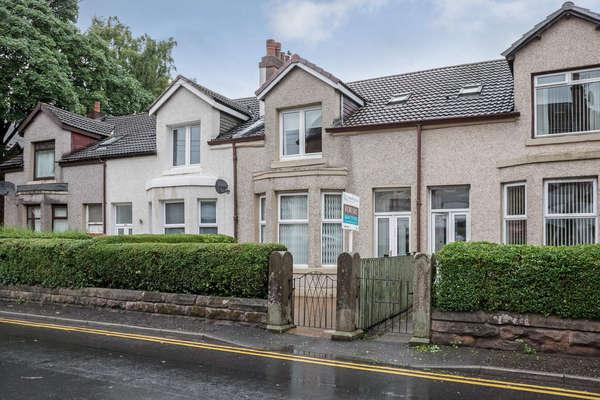 3 Bedrooms Terraced House for sale in 161 Carmyle Avenue, Carmyle, Glasgow, G32 8ED