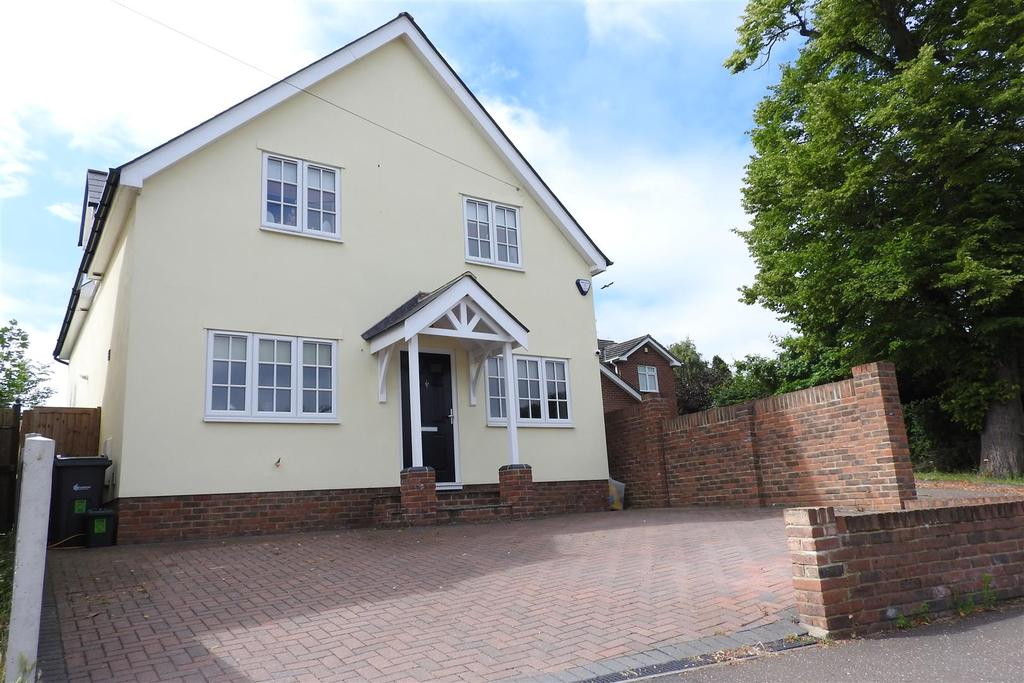 4 Bedrooms Detached House for sale in Powers Hall End, Witham