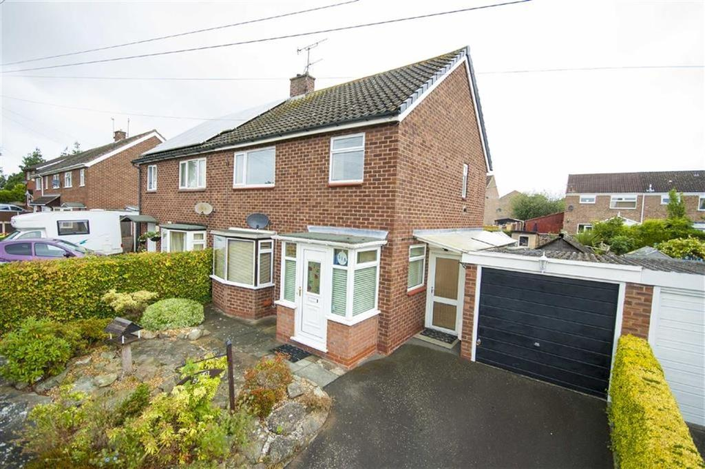 3 Bedrooms Semi Detached House for sale in York Road, Harlescott, Shrewsbury, Shropshire