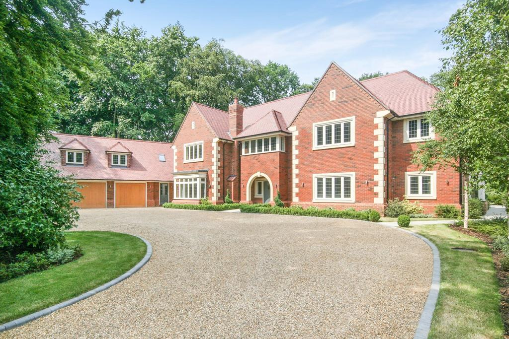 6 Bedrooms Detached House for sale in Seer Green