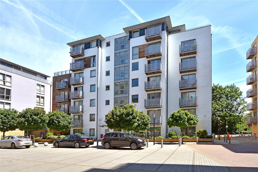 1 Bedroom Flat for sale in Idaho Building, Deals Gateway, London