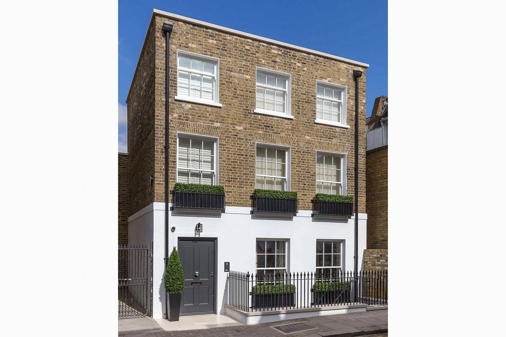 4 Bedrooms House for sale in St Luke's Street, London, SW3