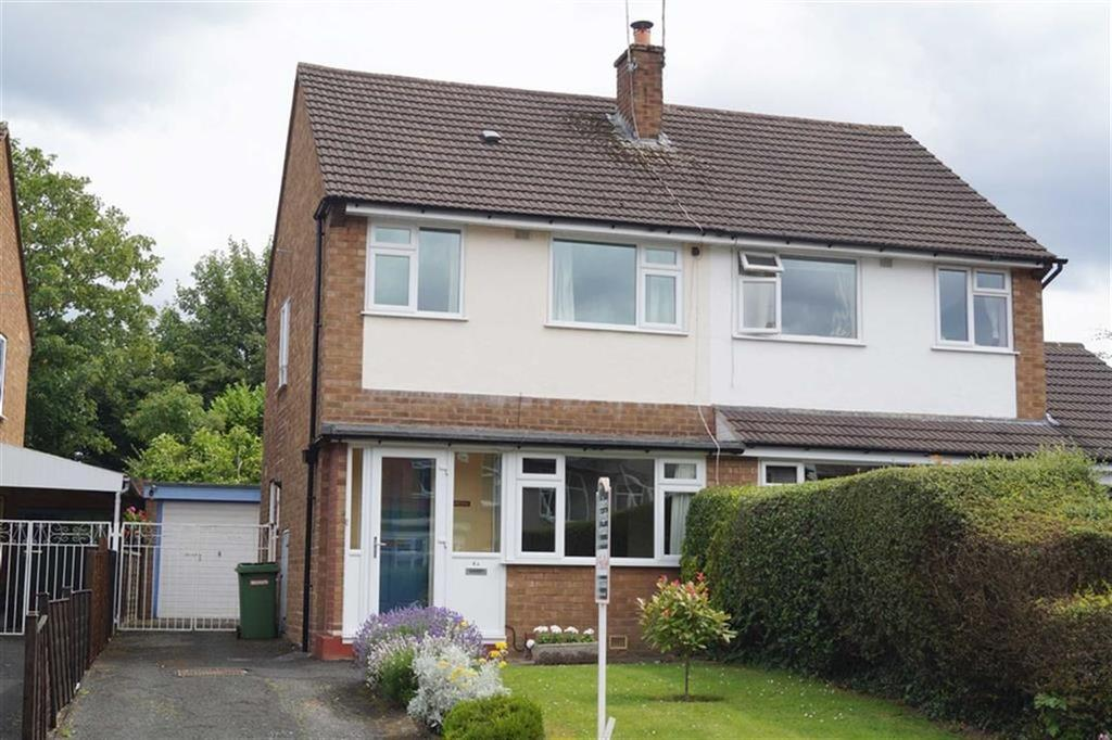 3 Bedrooms Semi Detached House for sale in Crowther Road, Newbridge, Wolverhampton