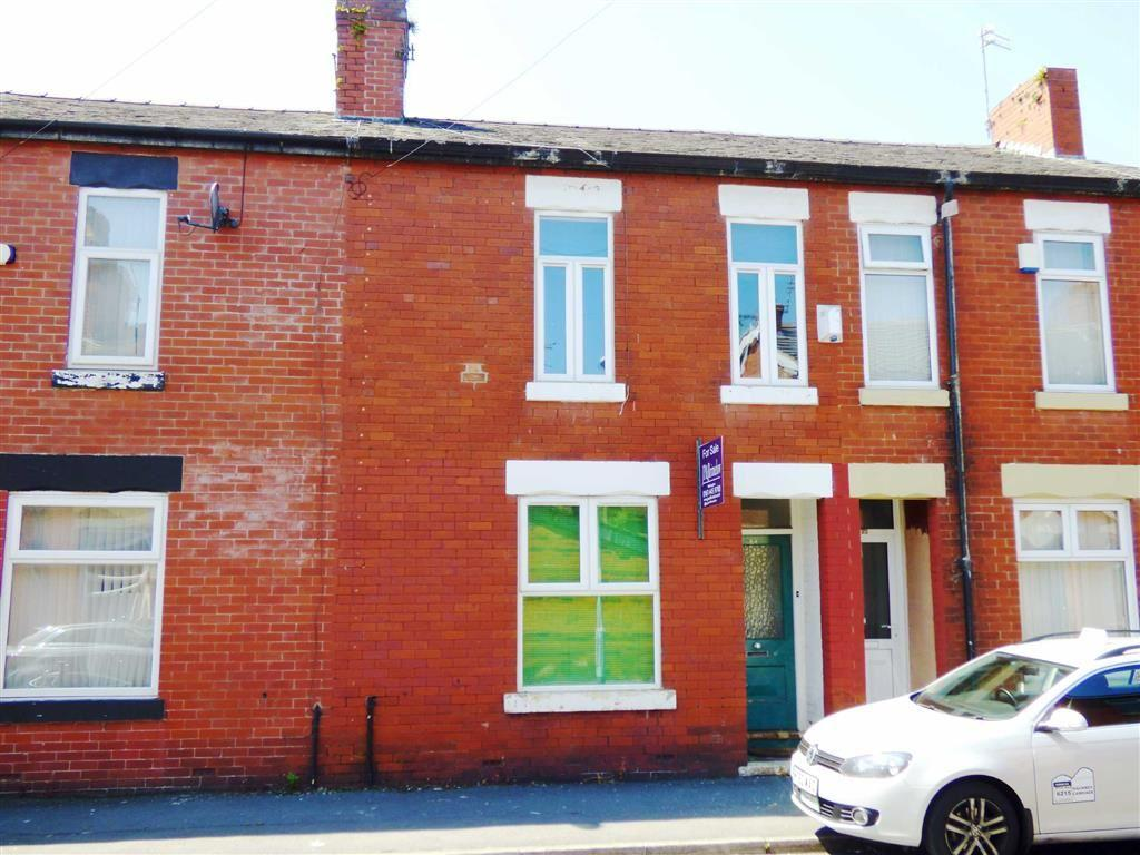 2 Bedrooms Terraced House for sale in Stanley Avenue, Rusholme, Manchester, M14