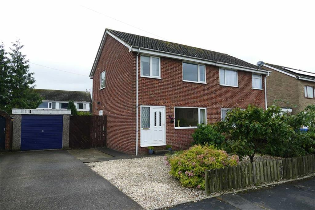 3 Bedrooms Semi Detached House for sale in Back Lane, Holme On Spalding Moor