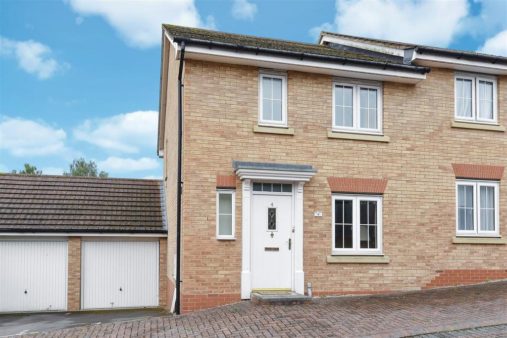 3 Bedrooms Semi Detached House for sale in Sherwood Place, Headington, Oxford