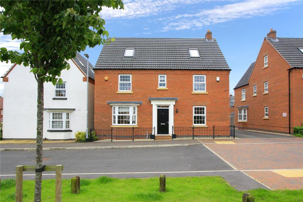 5 Bedrooms House for sale in Dakota Road, Newton, Nottingham, NG13