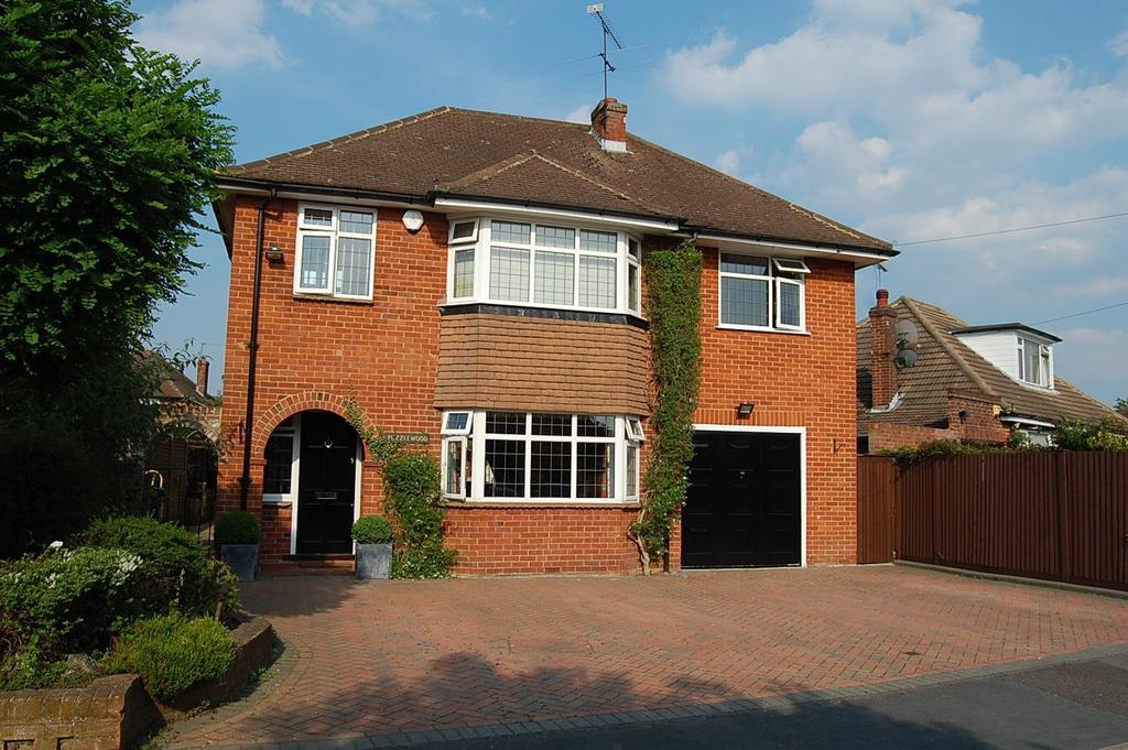 4 Bedrooms Detached House for sale in Garners End, Chalfont St Peter, SL9