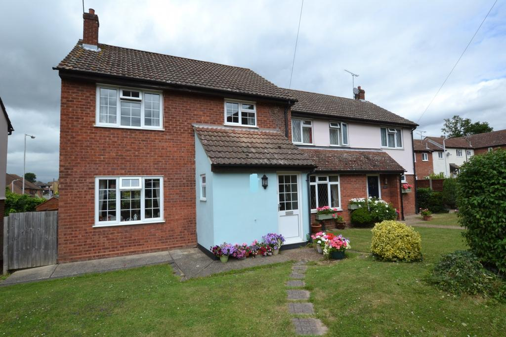4 Bedrooms Semi Detached House for sale in St. Pauls Gardens, Billericay, Essex, CM12