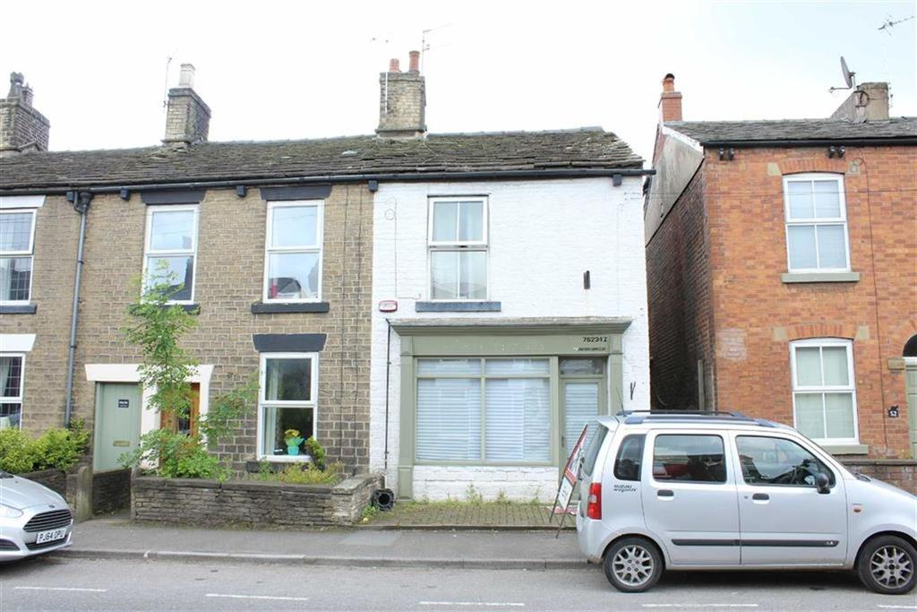 1 Bedroom End Of Terrace House for sale in Buxton Road, Disley, Stockport, Cheshire