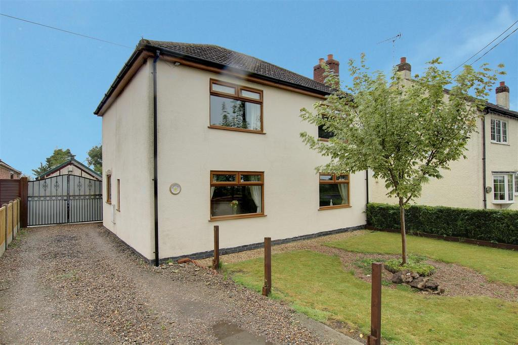3 Bedrooms Detached House for sale in Sunnyside, Sutton Road, Huttoft