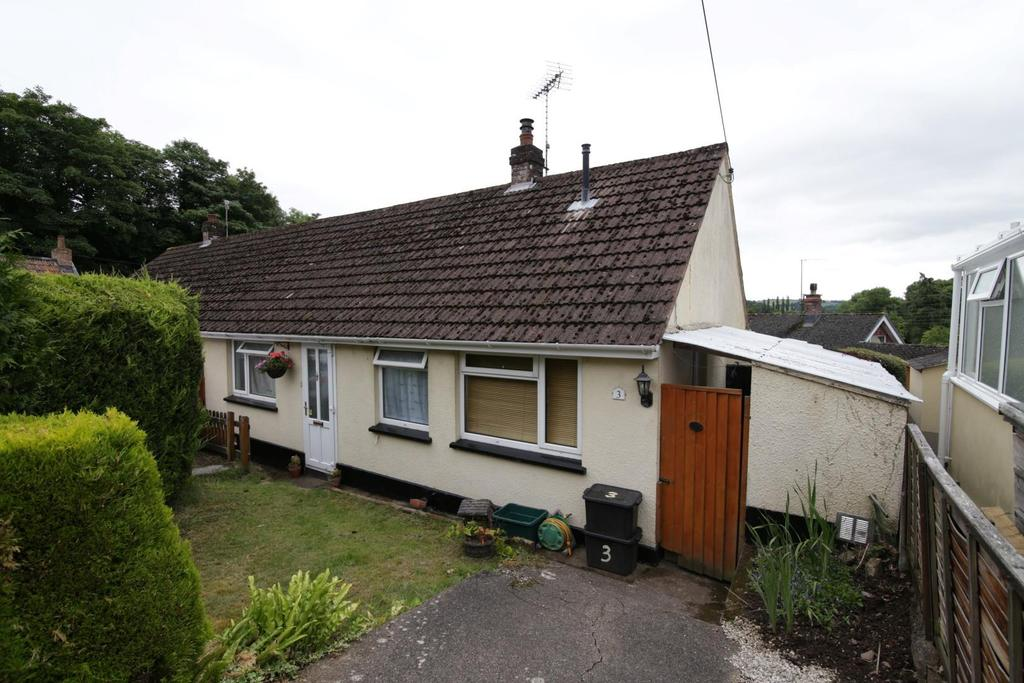 2 Bedrooms Bungalow for sale in Broomhill, Tiverton