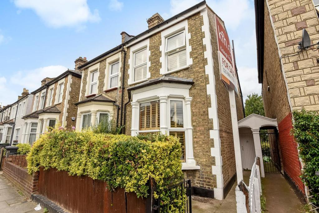 3 Bedrooms Terraced House for sale in Herbert Road, Bowes Park
