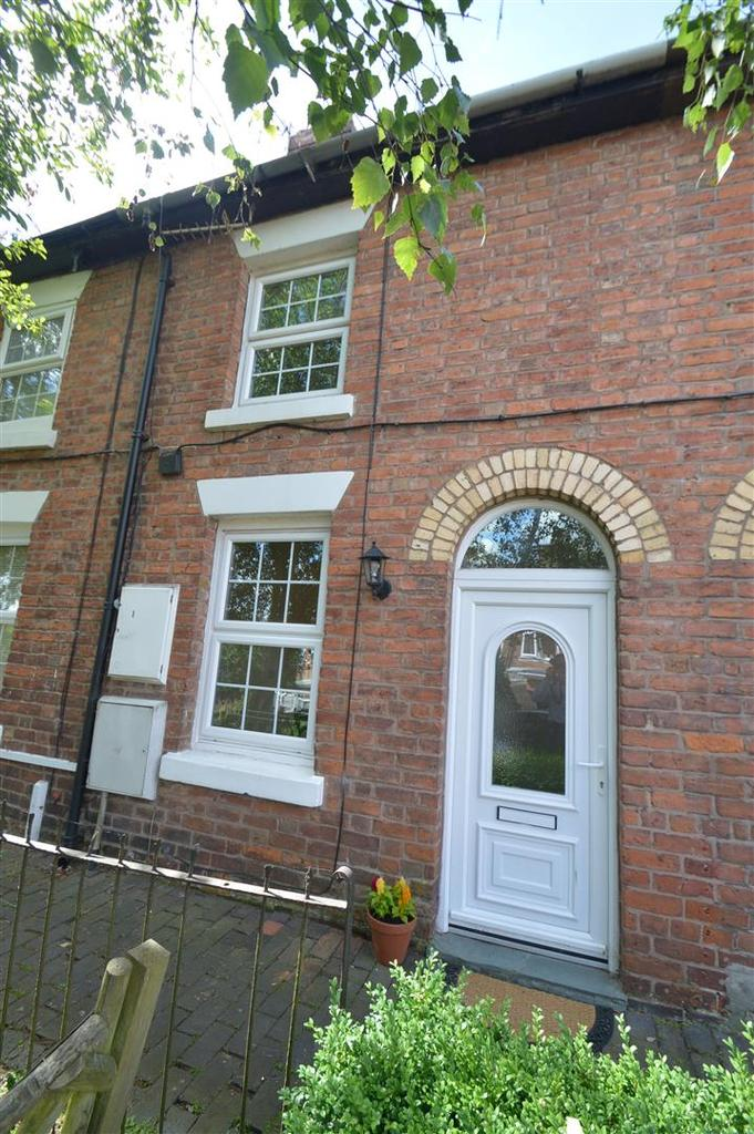 2 Bedrooms Terraced House for sale in 3 Copthorne Rise, Shrewsbury, SY3 8NT