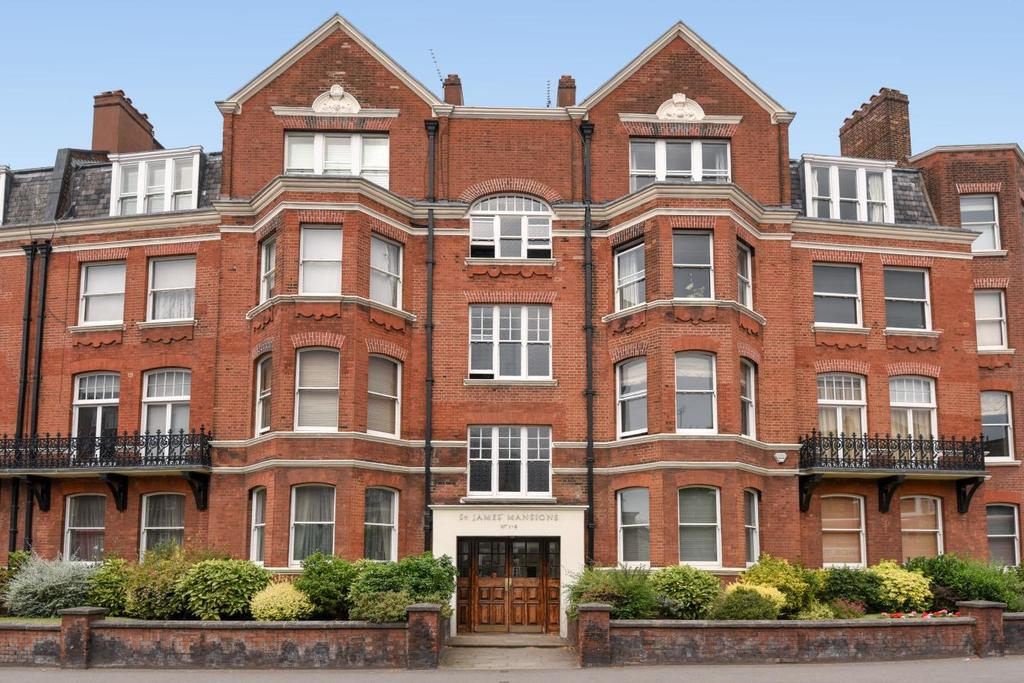 4 Bedrooms Flat for sale in West End Lane, West Hampstead