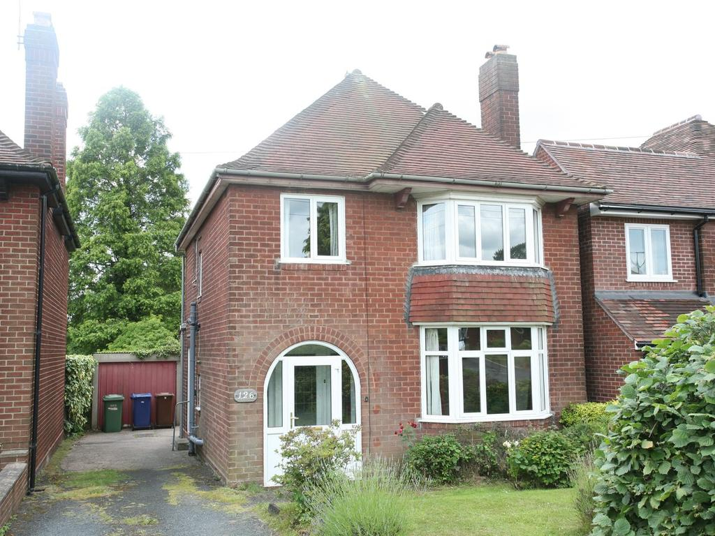 3 Bedrooms Detached House for sale in 126 Hatherton Road, Cannock, WS11 1HH