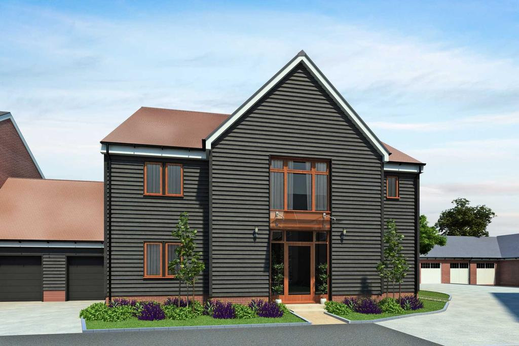 5 Bedrooms Link Detached House for sale in Lendon Grove, Gubblecote, Near Tring