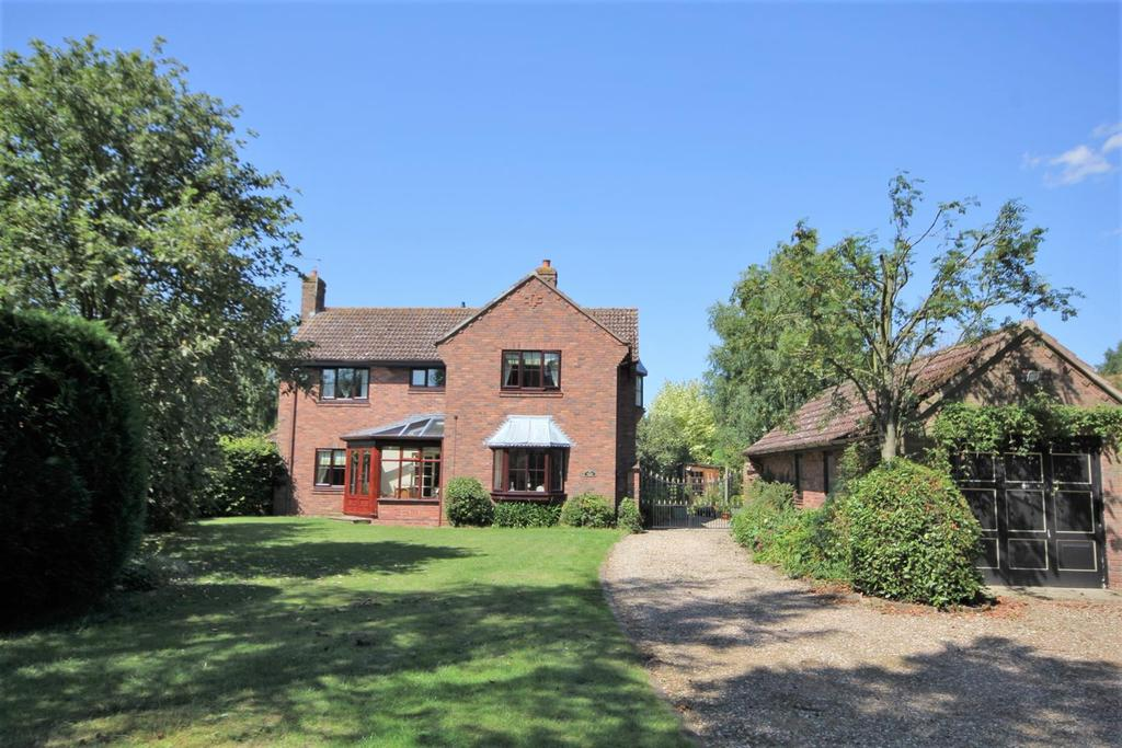 4 Bedrooms Detached House for sale in Allerthorpe, York, YO42 4RW