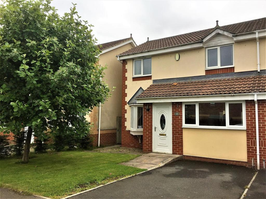 3 Bedrooms Semi Detached House for sale in Dean Park, Ferryhill