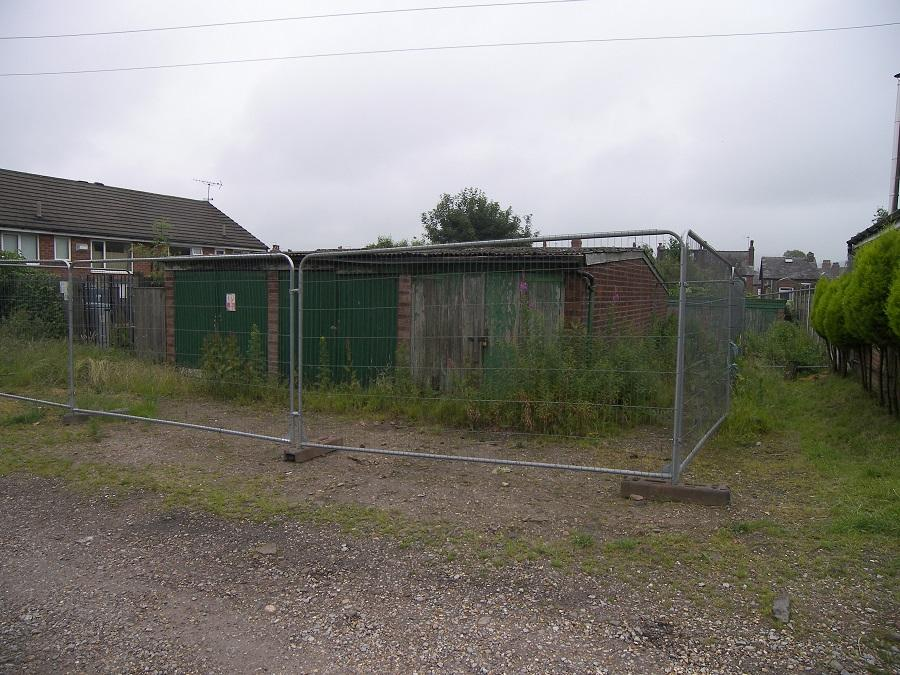 Plot Commercial for sale in Slater Street, Macclesfield