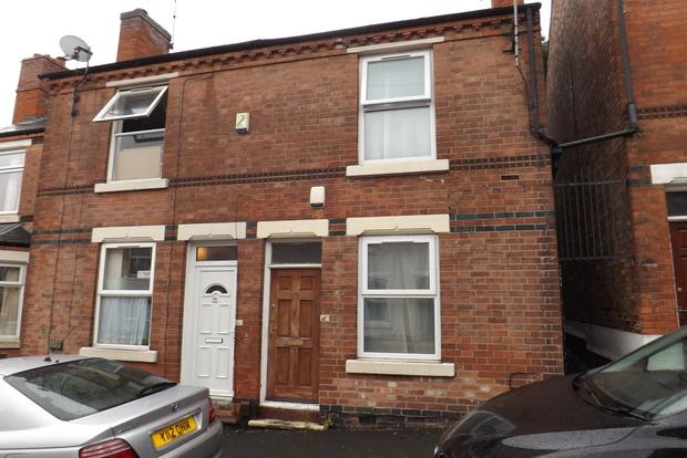 2 Bedrooms End Of Terrace House for sale in Finsbury Avenue, Sneinton, Nottingham, NG2