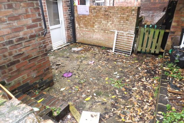finsbury avenue sneinton nottingham ng2 2 bed end of